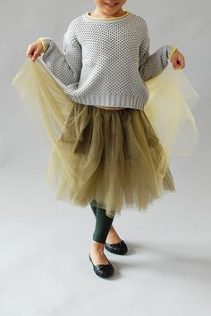 the | bellanie | tutu skirt