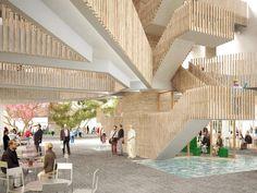 NL Architects - Sanya Block 5