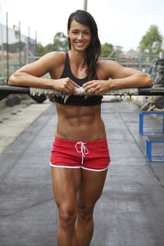 Wow abs!!