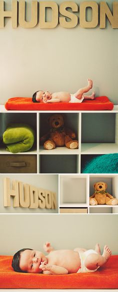 Paper Mache Letters! / #modernparent #stokke