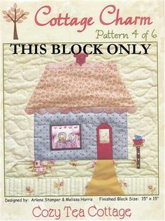 Cottage Charm Block 4