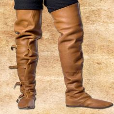 Cavalry High Boots,