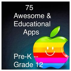 75 awesome & educational iPad apps! Ages Preschool -- Adult. - Peaceful Parenting