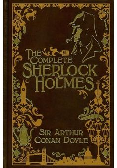 #sherlock #vintage #bookcover #cover