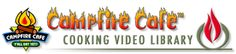 Campfire Cafe: cooking video library