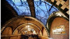 New York Subway City Hall Station