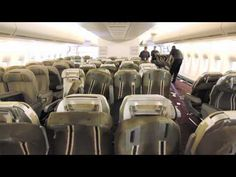 We gave our Boeing 747s a facelift to install bigger seats and high-tech new in-flight entertainment systems. Here's a rare look under the bonnet in a behind-the-scenes time lapse vid. Aviation/Engineering fans, enjoy!