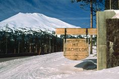 Welcome to Mt. Bachelor. #oregon