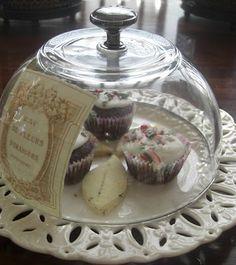 DIY Cupcake dome!