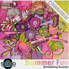Summer Fun - Scintillating Summer