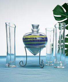 Heart Shaped Sand Ceremony Vase Set