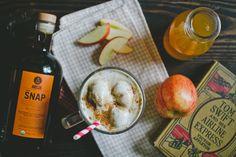 SNAP Apple Cider Float