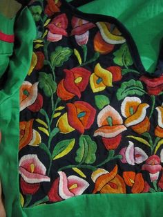 Mexican embroidery  #embroidery   #afs collection