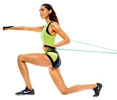 Resistance Band Workout: Workouts: Self.com : Use this easy plan to get a hard body. Your secret weapon? A resistance band. via @Sara Eriksson Self Magazine