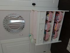 Project Nursery - Changing Table and Lots of accessories!