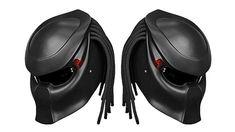 The Predator Motorcycle Helmet |