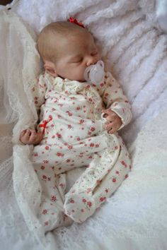 Reborn baby doll kate by marissa may gorgeous baby girl ebay