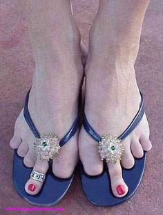 I would never wear sandals for fear I would offend others without even realizing why......that is until I looked down I remembered I was flipping them off! Lol