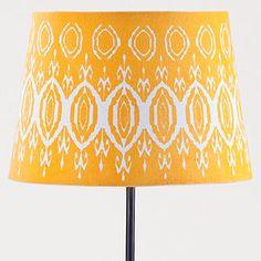 Ikat lamp