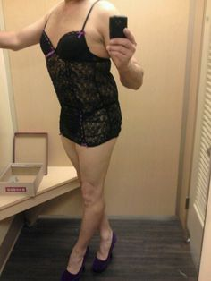 Another great one! Crossdressing