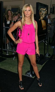 The Los Angeles premiere of Fame