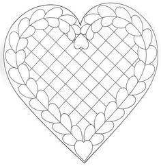 een hart van boutis.