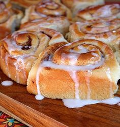 Weight Watchers Cinnamon Rolls