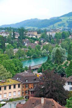 Bern, Switzerland (by Julie)