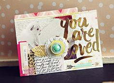 Crate Paper | Christine Middlecamp | Notes & Things | Card 4