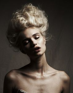 fabulous hair by Andrew Fitzsimons