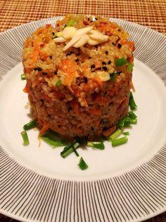 Cuscuz de Quinoa! Receita? menusemgluten.wordpress.com