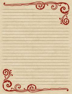 nice writing paper