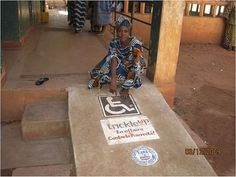 As part of Trickle Up's Stronger Voices, Sustainable Livelihoods project, Trickle Up participants in Mali annually celebrate the UN-sponsored International Day for People with Disabilities.