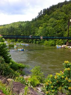 Ocoee Whitewater Center at the Cherokee National Forest