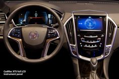 Digital dashboard: Why your car's next instrument panel will be one big LCD