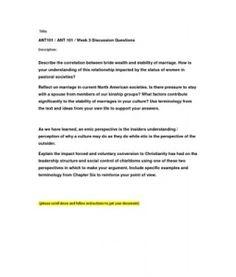 final cultural research paper