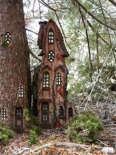 tiny homes, fairi hous, fairies, tree stumps, tree houses