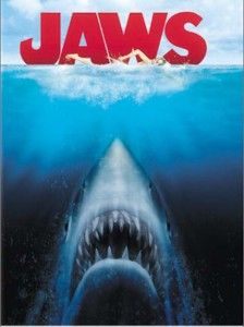 Jaws not my favorite, but classic...classic poster