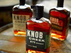bottl, knob creek, rye whiskey, knobs