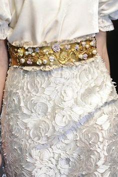 Dolce & Gabbana FW 12