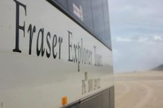 A touring we will go - thanks to Fran Smith for this shot!  #fraserexplorer #fraserisland #queensland #australia www.fraserexplorertours.com.au
