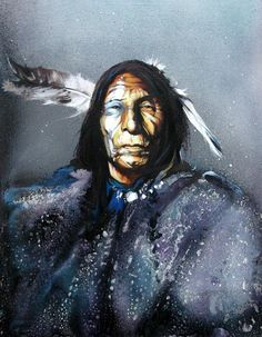 """Speak truth in humility to all people.  Only then can you be a true man.""   SIOUX proverb"