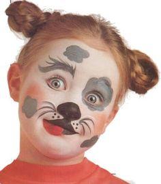 Maquillaje y Máscaras para Carnaval