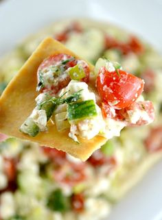 This Great Greek Opa Dip just makes my mouth water! Cannot wait to make it!