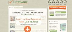 Learn to Stay Organized with List PlanIt