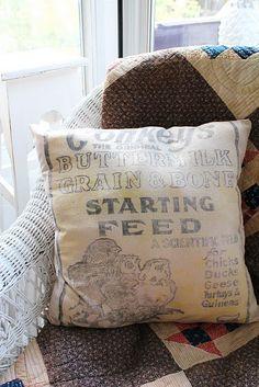 feed sack
