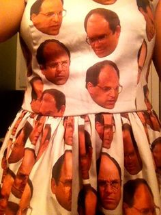 The Summer Dress of George