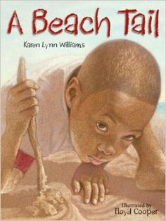 draw, lion, african american, clel bell, beaches, young children, pictur book, at the beach, children books