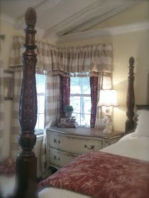 french cottage bedroom, country cottages, bedroom decor, cottag bedroom, countri cottag, cottage bedrooms, country bedrooms, cottage style, corner window