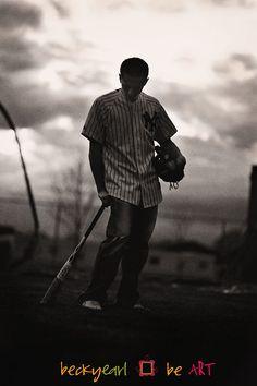 baseball - senior guy - becky earl